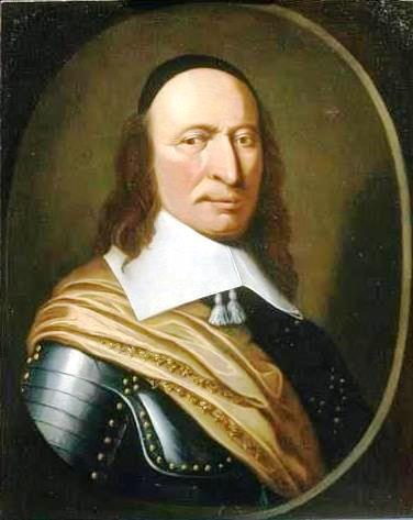Portrait of Peter Stuyvesant
