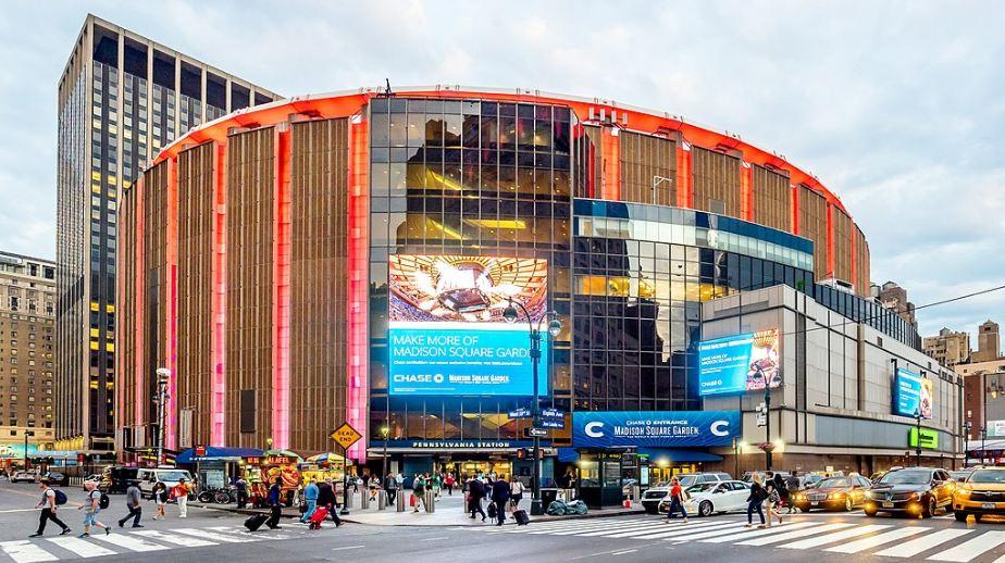 Madison Square Garden, Midtown Manhattan , NYC